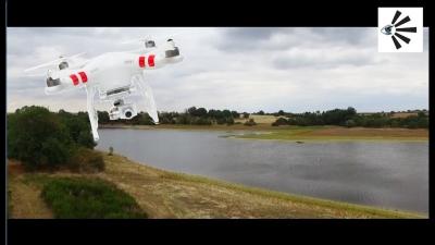 Lac de Cébron en drone (79)