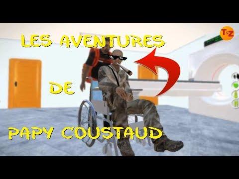 Les aventures de PAPY COUSTAUD #1 (ALF)
