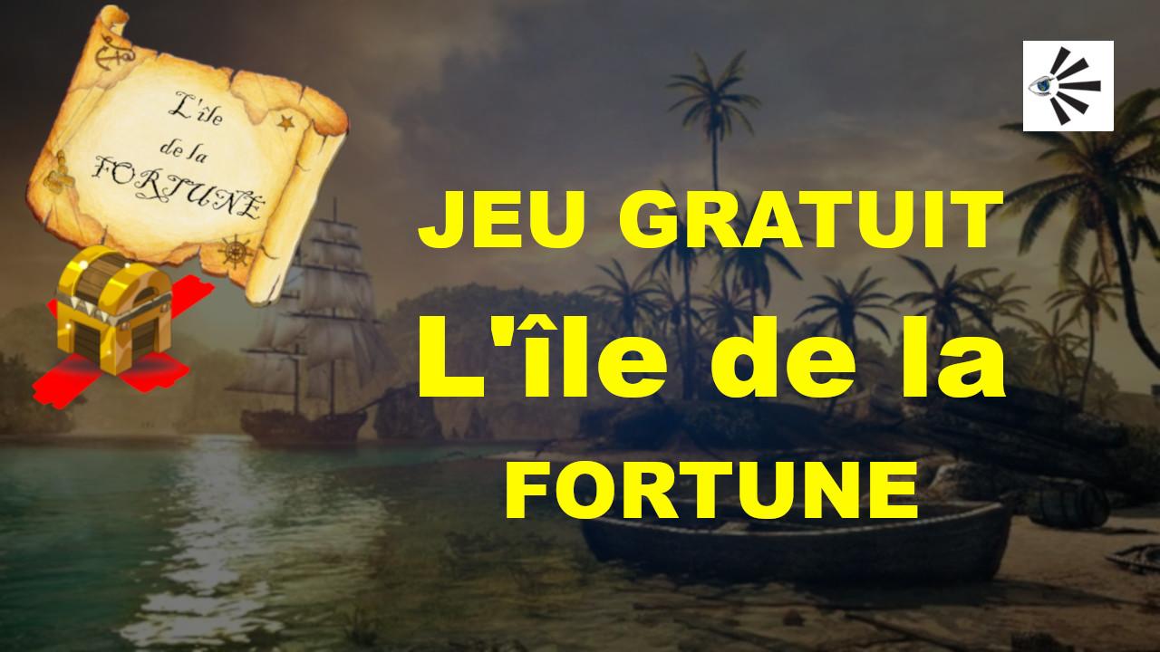 L'île de la Fortune, jeux de plateau Gratuit !