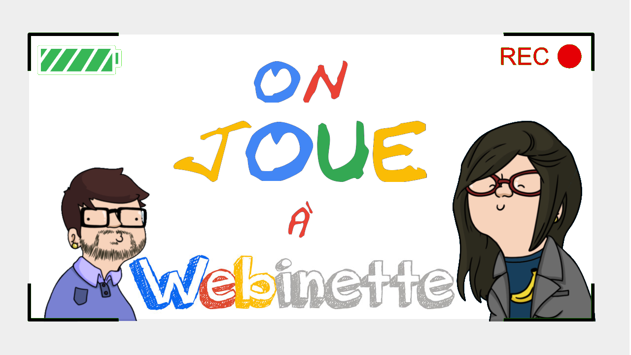 On joue à WEBINETTE (ft Morgane)