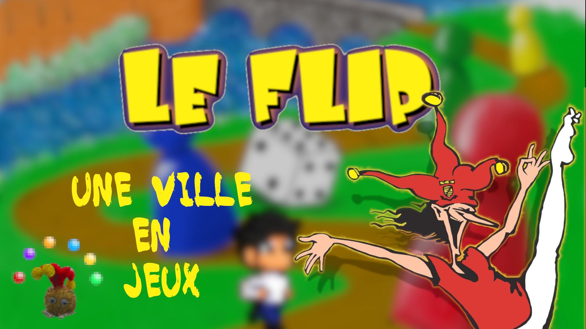 FLIP : une ville en jeux