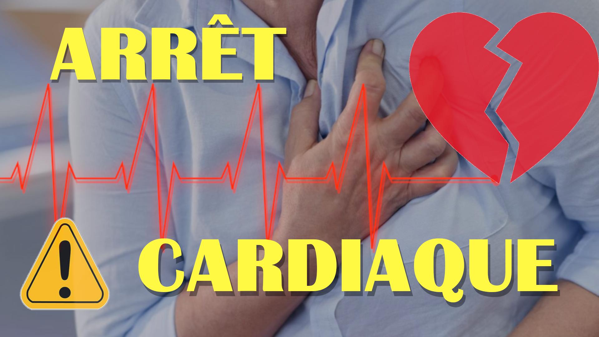 Tout savoir sur l'arrêt cardiaque (infarctus du myocarde)